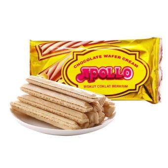 Apollo Chocolate Stick Wafer Cream