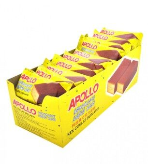 Apollo Layer Cake Chocolate Flavor