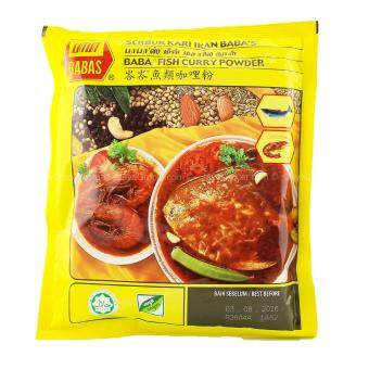 Harga Baba's Fish Curry Powder 500g