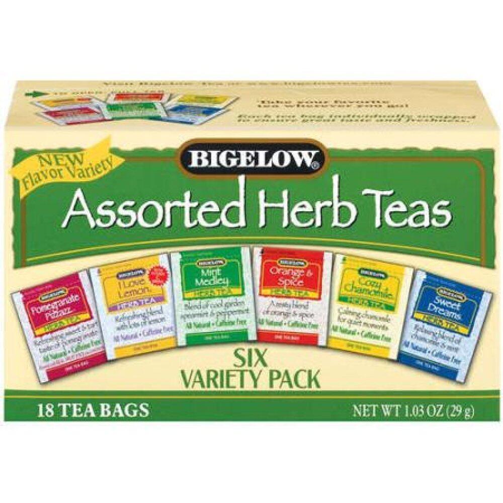 Bigelow herbal tea - Bigelow Tea Assorted Herbal Tea Caffeine Free 29g Usa Lazada Malaysia