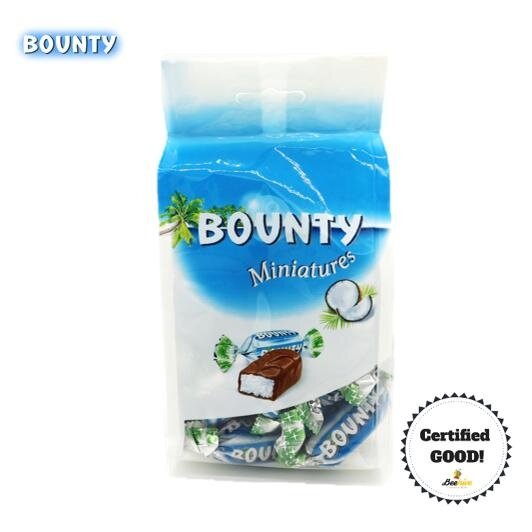 Bounty Miniatures 220g (Ice Cold Packs Included)