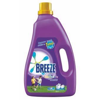 Breeze Detergent Liquid Color Care 4 kg
