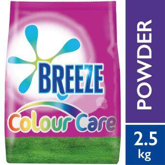 Breeze Detergent Powder Color Care 2.5 kg