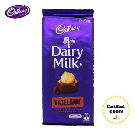 Cadbury Dairy Milk Hazelnut 200g *FREE Gift*