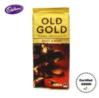Harga Cadbury Old Gold Roast Almond 200g