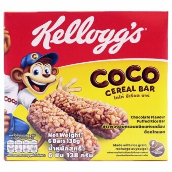 Harga Coco Cereal Bar 23g (6 pcs)