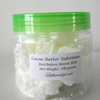 Harga Cocoa Butter Substitute 240 grams (Food Grade)