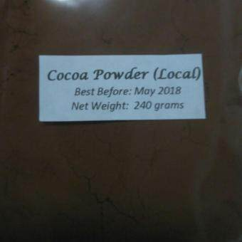 Harga Cocoa Powder (Local) 240 grams