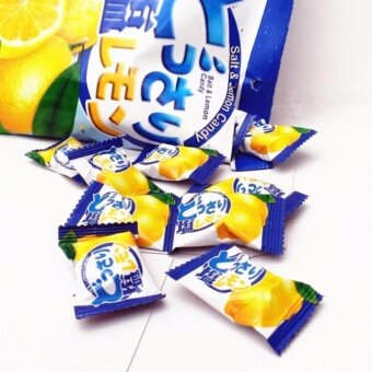 Harga Cocon Salt & Lemon Candy (150g) 4 packs