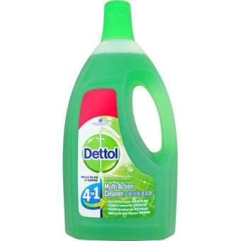 Harga Dettol 4in1 Disinfectant Multi Action Cleaner 1500ml