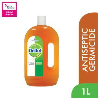 Harga Dettol Brown Liquid 1Litre - 277318