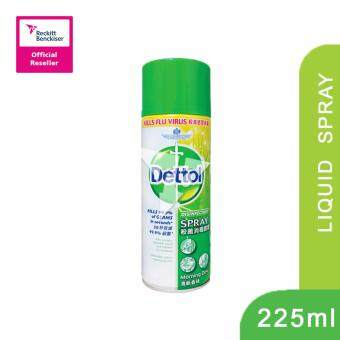 Harga Dettol Morning Dew Spray Cleaner 225ml -0172134