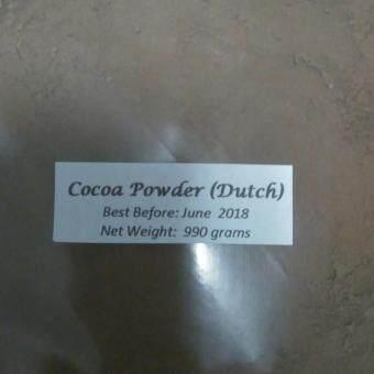 Dutch Cocoa Powder 990 grams