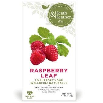 Harga Heath & Heather Raspberry Leaf Tea - (20 sachets)
