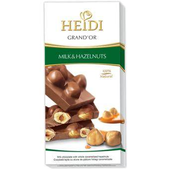 Heidi Grond'Or Milk Hazelnut 100G