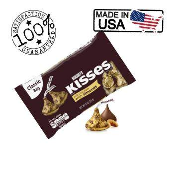 Hershey's Kisses with Almonds 311g (Made in USA)