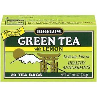 Harga Bigelow Tea - Green Tea With Lemon (25g) - USA