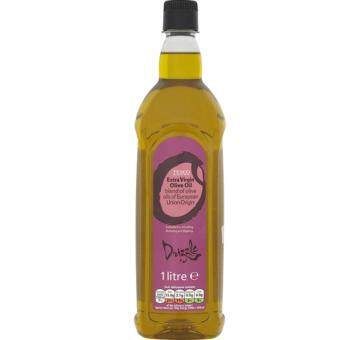 Harga TESCO EXTRA VIRGIN OLIVE OIL 1L