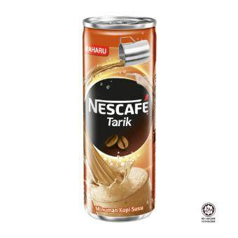 Harga NESCAFE Tarik 6 Cans, 240ml Each