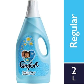 Harga Comfort Fabric Softner Touch of Love 2 L