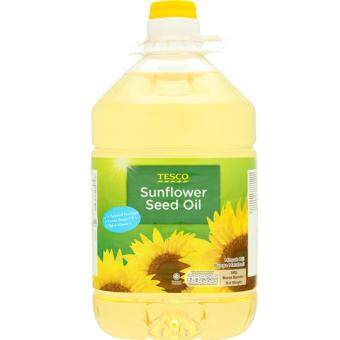 Harga TESCO CHOICE SUNFLOWER OIL 3KG