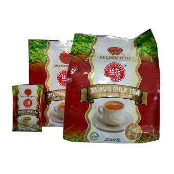 Harga Golden Spot Milk Tea Teh Tarik 2 bags