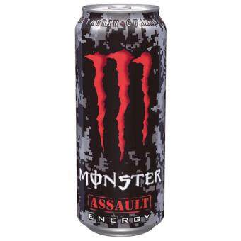 Harga Monster Energy Assault 500ml