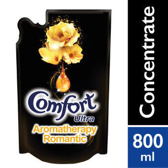 Harga Comfort Concentrate Fabric Softener Romantic Aroma Refill 800 ml