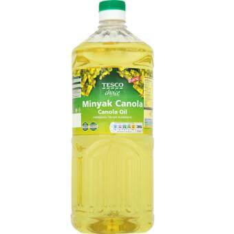 Harga TESCO CHOICE CANOLA OIL 2KG