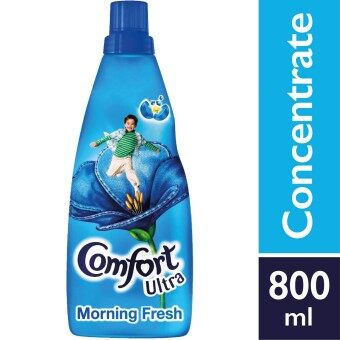 Harga Comfort Concentrate Fabric Softener Morning Fresh 800 ml