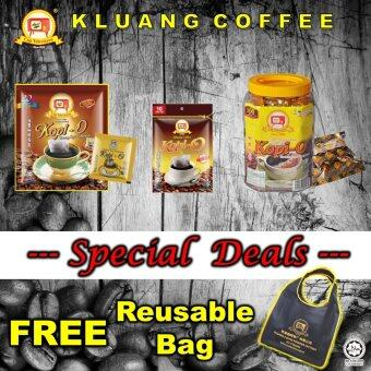 Harga [SPECIAL DEALS] Kluang Coffee Kopi-O Family