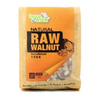 Harga Love Earth Natural Walnut (300g)