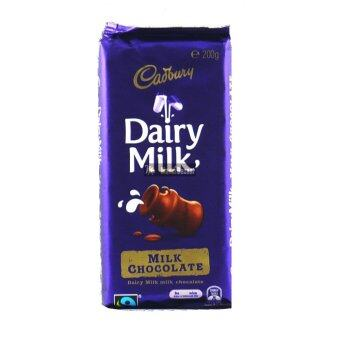 Harga Cadbury Dairy Milk Chocolate 200g from Australia