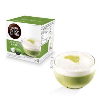 Harga Nescafe Dolce Gusto @ Green Tea Latte
