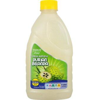 Harga TESCO CHOICE SOURSOP CORDIAL 1L