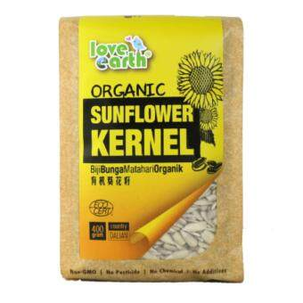 Harga Love Earth Organic Sunflower Kernel (400g)