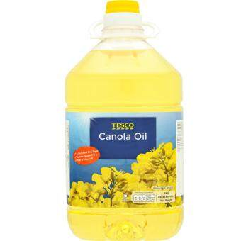 Harga TESCO CHOICE CANOLA OIL 3KG
