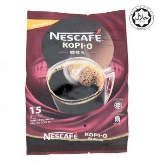 Harga Nescafe Kopi-O Premix Coffee 15 Sticks x 16g