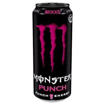 Harga Monster Energy Punch Mixxd 500ml