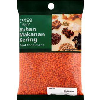 Harga TESCO CHOICE DHAL MASSOR 300G