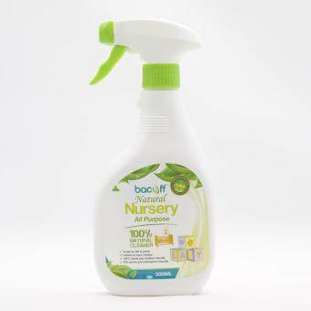 Harga BACOFF NATURAL NURSERY TOY SURFACE & AIR SANITIZER 500ML