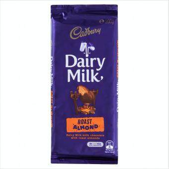 Harga Cadbury Dairy Milk Roast Almond 200g from Australia