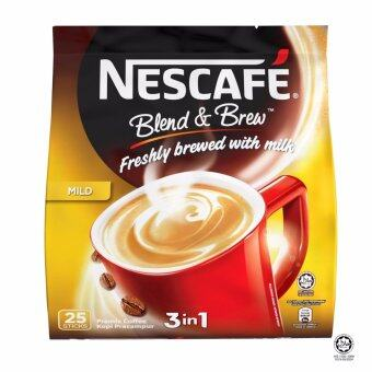 Harga NESCAFE Blend and Brew Mild 25 Sticks