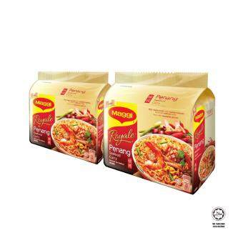 Harga MAGGI Royale Penang Seafood Curry, 2 Multipacks (SPECIAL OFFER)