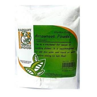 Harga Radiant Natural Arrow Root Powder (200g)