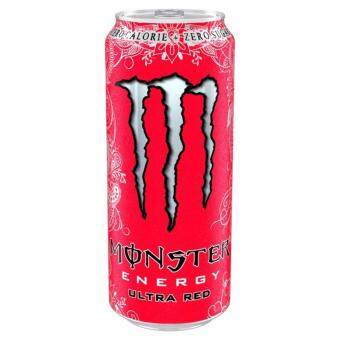 Harga Monster Energy Ultra Red 500ml