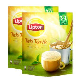 Harga Lipton Milk Tea 3 in 1 Teh Tarik 12 sticks x 2 Packs