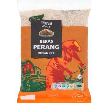 Harga TESCO CHOICE BROWN RICE 1KG
