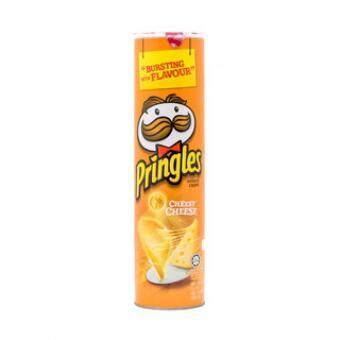 Harga Pringles Snack Cheese 150g - Thailand