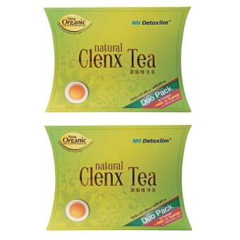 Harga [2 box] NH DETOX CLENX TEA 40's + 10's